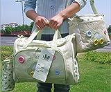 Lefox Multi function Mommy pack single shoulder backpack baby bag green(LU26)