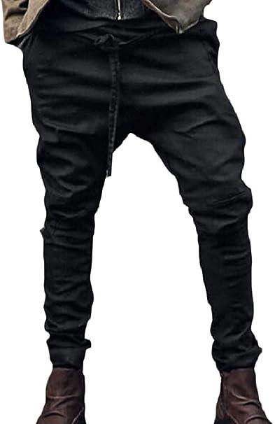 dahuo - Pantalones de chándal para Hombre (Talla Grande), Color ...