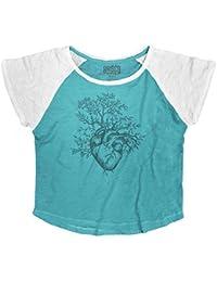 Sprouting Heart Shirt   Spirit Animal ZEN Garden Mystic Truth Vintage T Shirts