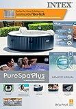 Intex 28409E PureSpa 6 Person Home Outdoor