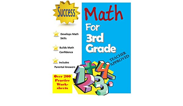 Amazon.com: 3rd Third Grade Math - Practice Worksheets With ...