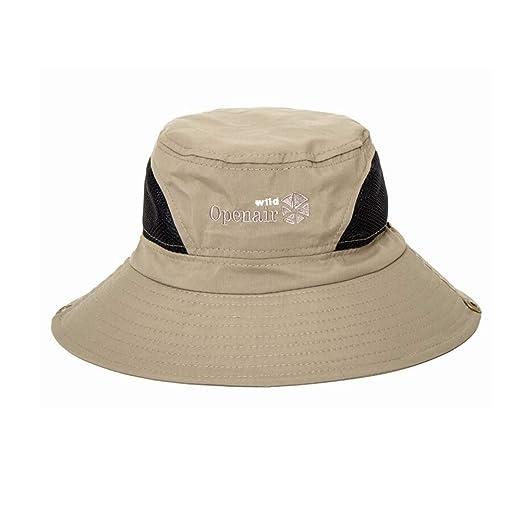 XUERUI Sombreros Sombrero para El Sol Hombres UPF50 + Australia ...