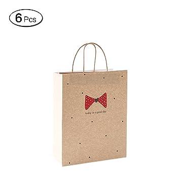 Small Brown Paper Gift Bags In Bulk Format