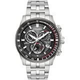 Citizen PCAT Grey Dial Stainless Steel Men's Watch AT4129-57H