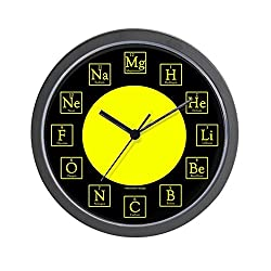 CafePress - Chemistry Geek - Unique Decorative 10 Wall Clock