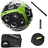 Panono 360° Panoramic Camera Set - 108MP 360 Degree Camera (36 x 3MP) 16GB Internal Memory With Messenger Bag and Mounting Accessories