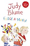 Fudge-a-mania by Judy Blume front cover