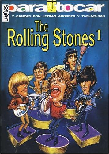 ROLLING STONES - Cancionero Vol.1 Letras y Acordes para Guitarra ...