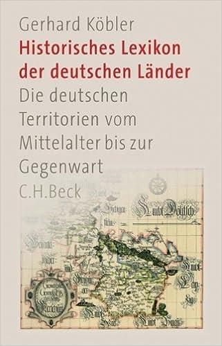 Historisches Lexikon der deutschen