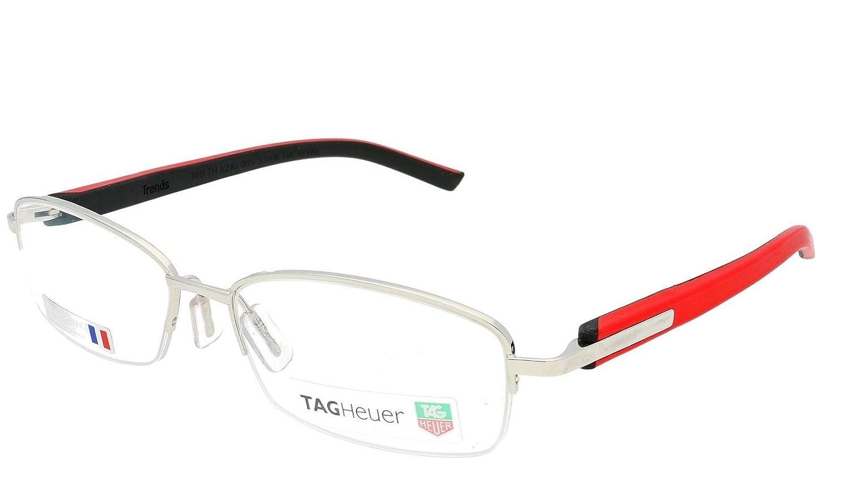 TAG HEUER Trends TH 668210 005 RX Brillen Fassungen: Amazon.de ...