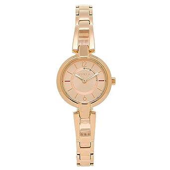 6f844f6aaa57 Amazon | [フルラ] 腕時計 レディース FURLA R4253106501 866679 ローズ ...