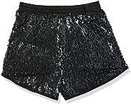 Shorts Paetê, Triton, Feminino