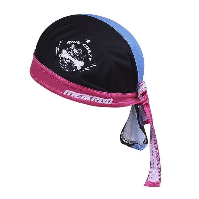 Amazon.com: Gorra de calavera para casco de motocicleta ...