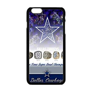 TOPPEST dallas cowboys Phone Case for Iphone 6 Plus