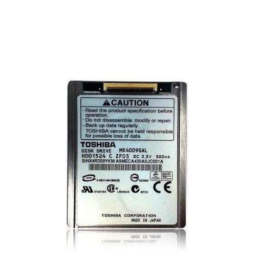 40 Gb Pata Hard Disk - Generic US Toshiba MK4009GAL 40GB 1.8