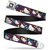 Best Buckle Down Little Girl Movies - Buckle-Down Seatbelt Belt - Hello Kitty Multi Face Review