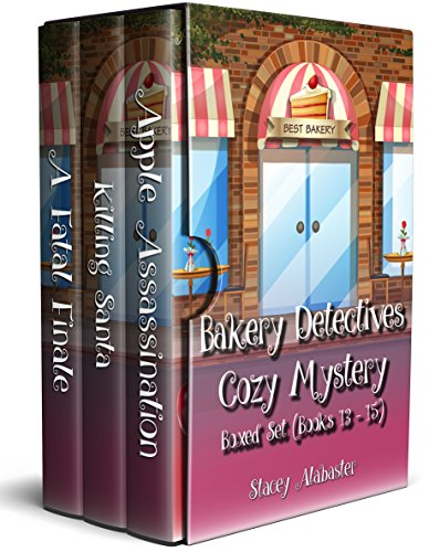 Bakery Detectives Cozy Mystery Boxed Set: Books 13 - 15 cover