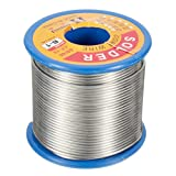 QOJA 500g 1.5mm flux 2.0% solder wire lead 60/40 hq flux multicolored