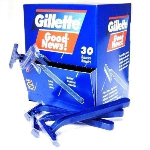 gillette good news razors - 2