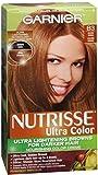Garnier Nutrisse Haircolor Nutri-Browns - B3 Cafe Con Leche (Golden Brown) 1 Each (Pack of 9)