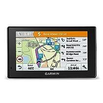"Garmin DriveAssist 51 Full EU LMT-D - Navegador GPS con mapas de por vida y tráfico digital (pantalla de 5"", mapa Europa completo)"