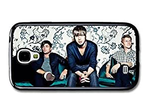 AMAF ? Accessories Foster The People Band Photoshoot Sitting on Sofas case for Samsung Galaxy S4