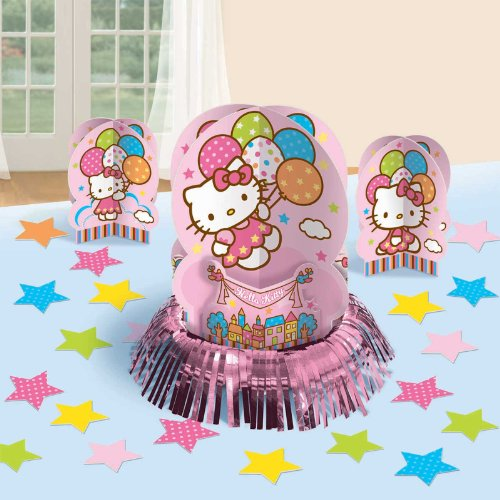 Hello Kitty Centerpiece Kit 23 Pc. ()
