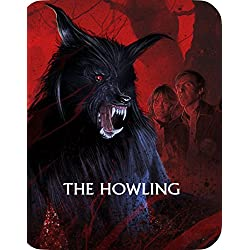 The Howling [Limited Edition Steelbook] [Blu-ray]