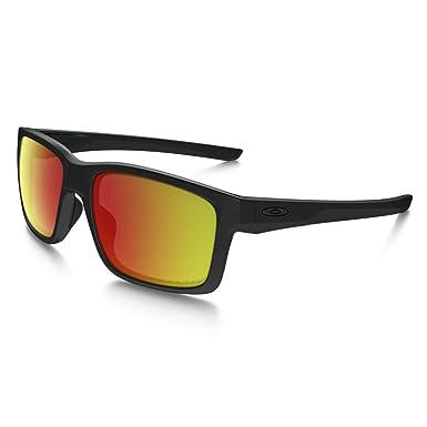 Oakley Mainlink Sonnenbrille Mattschwarz OO9264-12 57mm Hh28wMpbGG