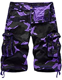 Amazon.com: Purples - Shorts / Clothing: Clothing, Shoes & Jewelry
