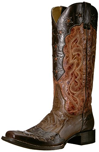 Stetson Western Boot Tan Loyal Women''s qTqwgRPxn