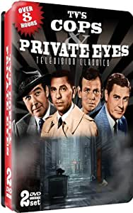 TV Cops & Private Eyes [Import]
