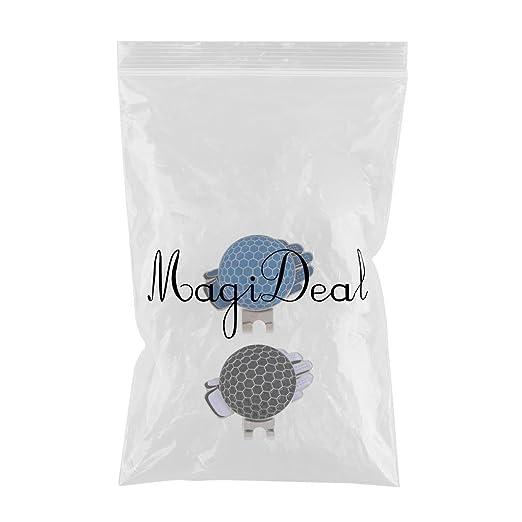 Amazon.com: Magideal 2 piezas novedad patrón de guante Golf ...