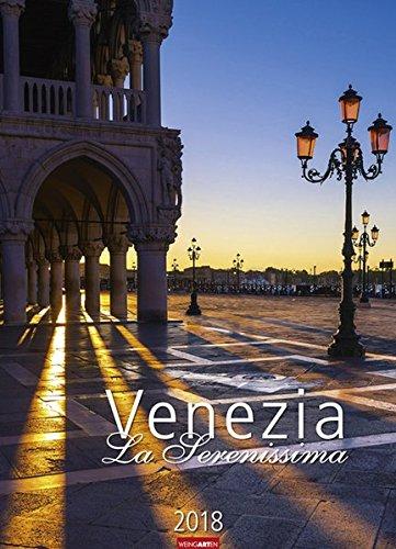 Venezia - Kalender 2018: La Serenissima