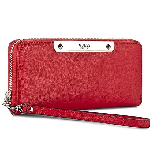 Portafoglio Donna Guess VY669346 CNY RED