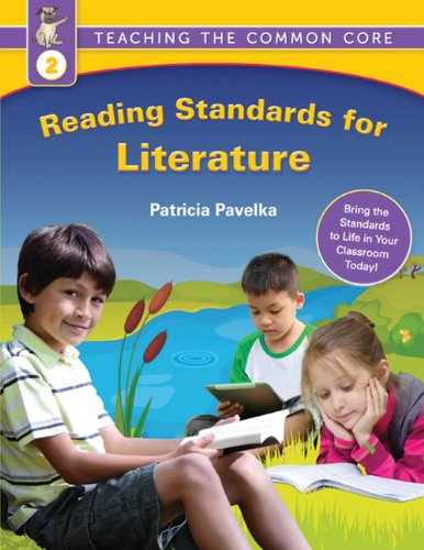 Teaching the Common Core: Reading Standards for Literature 2
