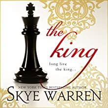 The King Audiobook by Skye Warren Narrated by Kylie Stewart