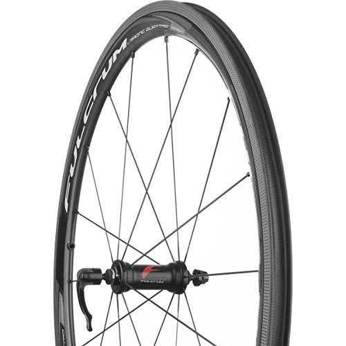 (Fulcrum Racing Quattro Carbon Wheelset - Clincher UD Carbon,)