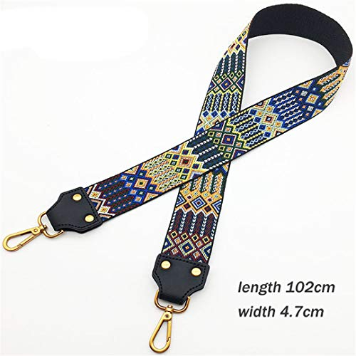 Fashion Embroidery Wide Shoulder Bag Strap For Bags for sale  Delivered anywhere in USA