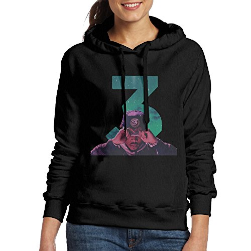 Hane Sea Women's Chance The Rapper Classic Cotton Long Sleeve Hoodie Sweatshirt price tips cheap