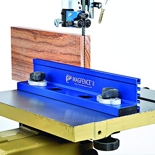Band Saw Rip Fence - CARTER MAGFENCE II Universal Magnetic Fence