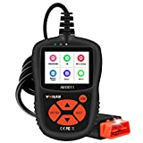 VXDAS OBD2 Code Reader Universal Check Car Engine Light Clear&Erase Fault Codes Auto