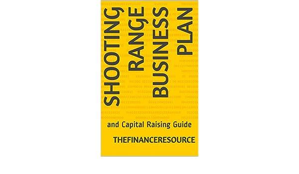 gun range business plan