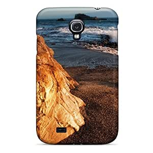 XvGZtPq1122vHzzW Tpu Case Skin Protector Samsung Galaxy Note4 Surf Batters The Rocky Shore Of Greyhound Rock County Park With Nice Appearance