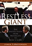 Restless Giant, James T. Patterson, 019512216X