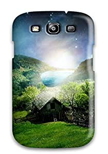 Oscar M. Gilbert's Shop New Style 3001010K19102457 For Galaxy Protective Case, High Quality For Galaxy S3 D S Skin Case Cover