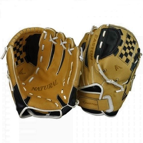 Easton Natural Elite Fastpitch Series Softball Glove, 11-Inch, Right Hand Throw ()