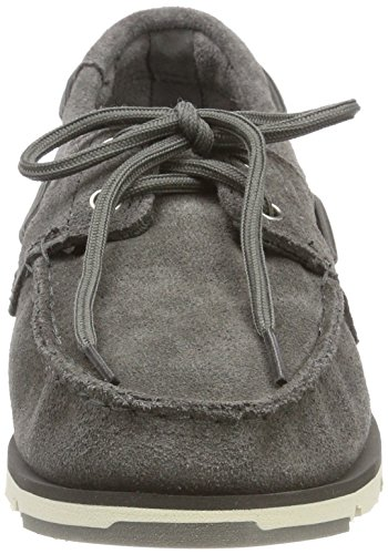 gunmetal Falls loafers Suede Mocassins Camden Gris Timberland Femme Suede Z70nw