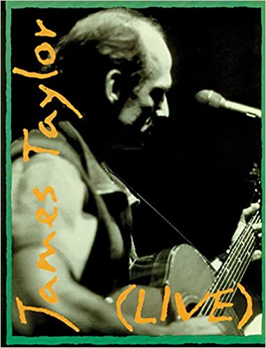 James Taylor Live Pianovocalchords James Taylor 0723188620760