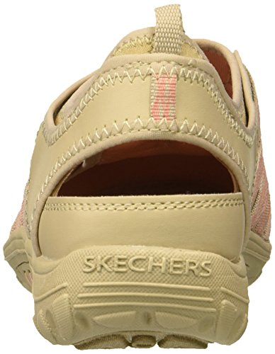 cheap online store free shipping latest collections Skechers Women's Reggae Fest-Squirt-Fisherman Slingback Casual Water Shoe Natural/Coral new arrival sale online ypzTUSC4